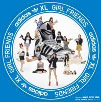 adidas XL GIRL FRIENDS