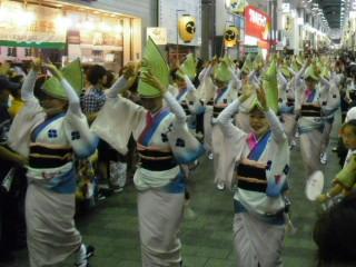 54回阿波踊り1