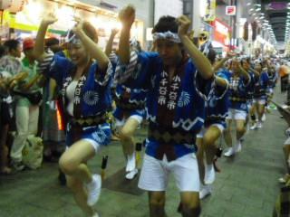 54回阿波踊り2
