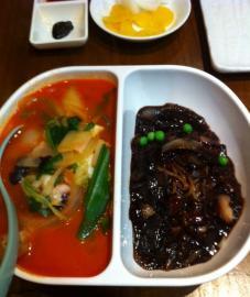 トライ飯店チャムジャ麺