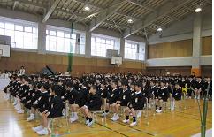 第6回杜の里小学校入学式