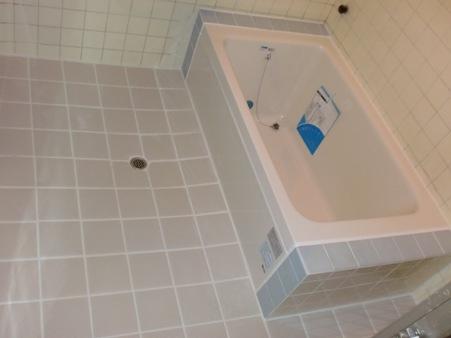 N邸浴室改修~完了