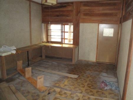 S邸リフォーム~納戸の改修