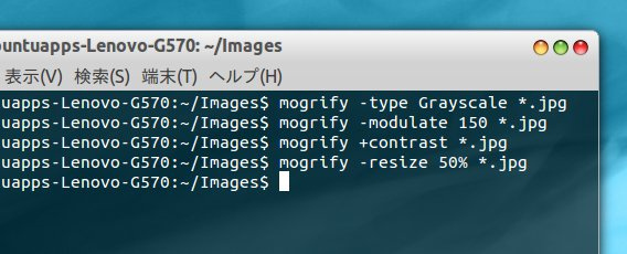 ImageMagick Mogrify Command-Line Tool