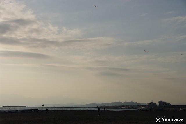 2010/01/30 湘南 茅ヶ崎の海
