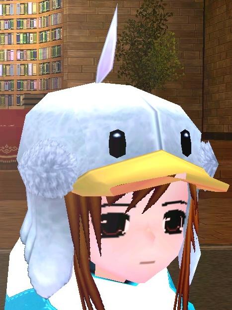 コアルヒー帽子 動物帽子 2