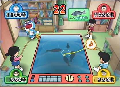ドラえもん Wii ひみつ道具王決定戦!