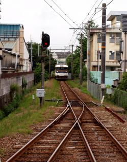 可部線通勤電車